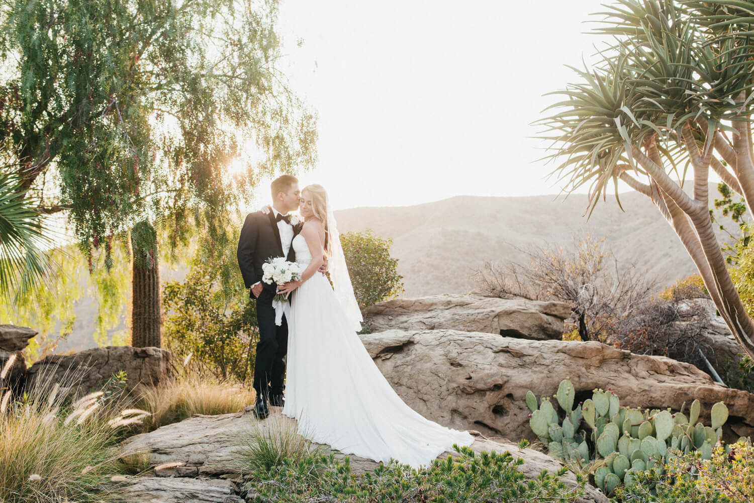 Everything you need to know before choosing Hummingbird Nest Ranch for your wedding!