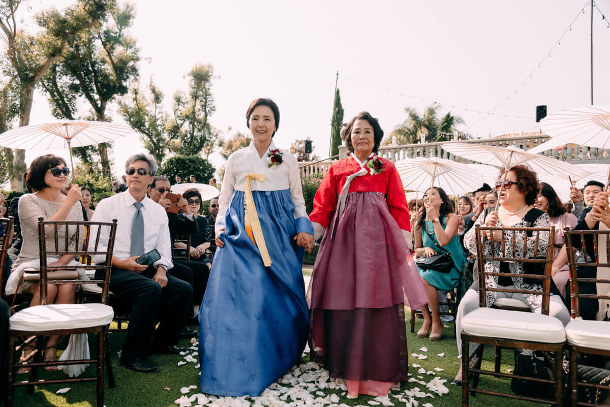 Korean wedding traditions. Complete guide!