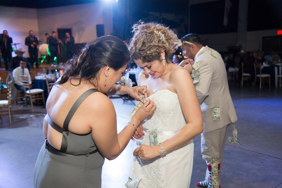 mexican wedding dance