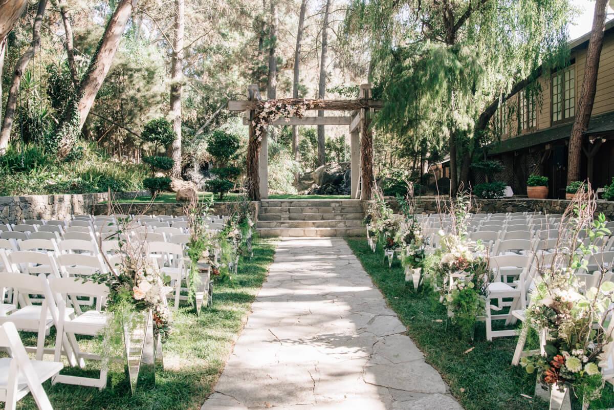 calamigos ranch malibu wedding