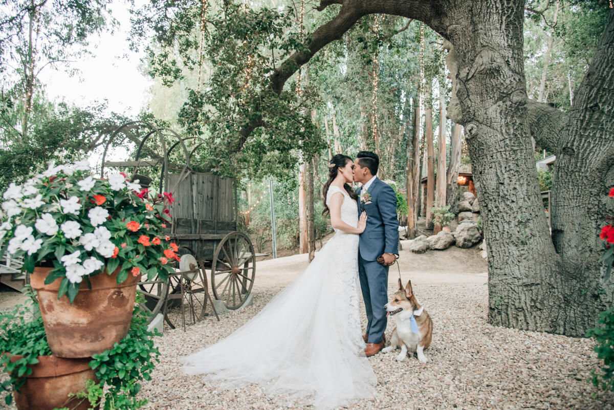 The Best Guide to Calamigos Ranch Wedding!