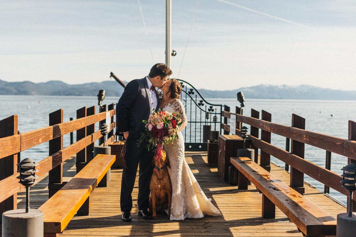 weddings first look