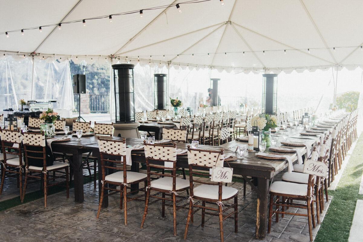 oak glen wedding venue