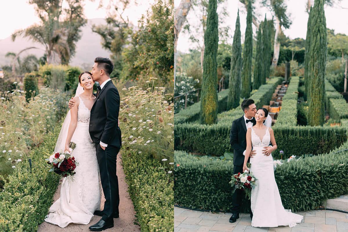 wedding photography schedule