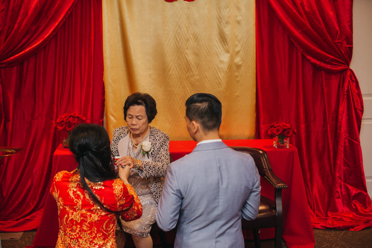 chinese wedding traditions