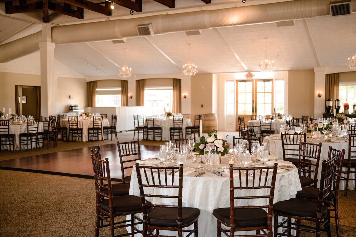 ponte winery wedding cost