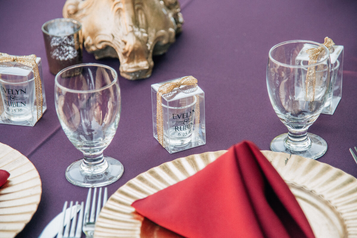 los angeles river center and gardens wedding photos