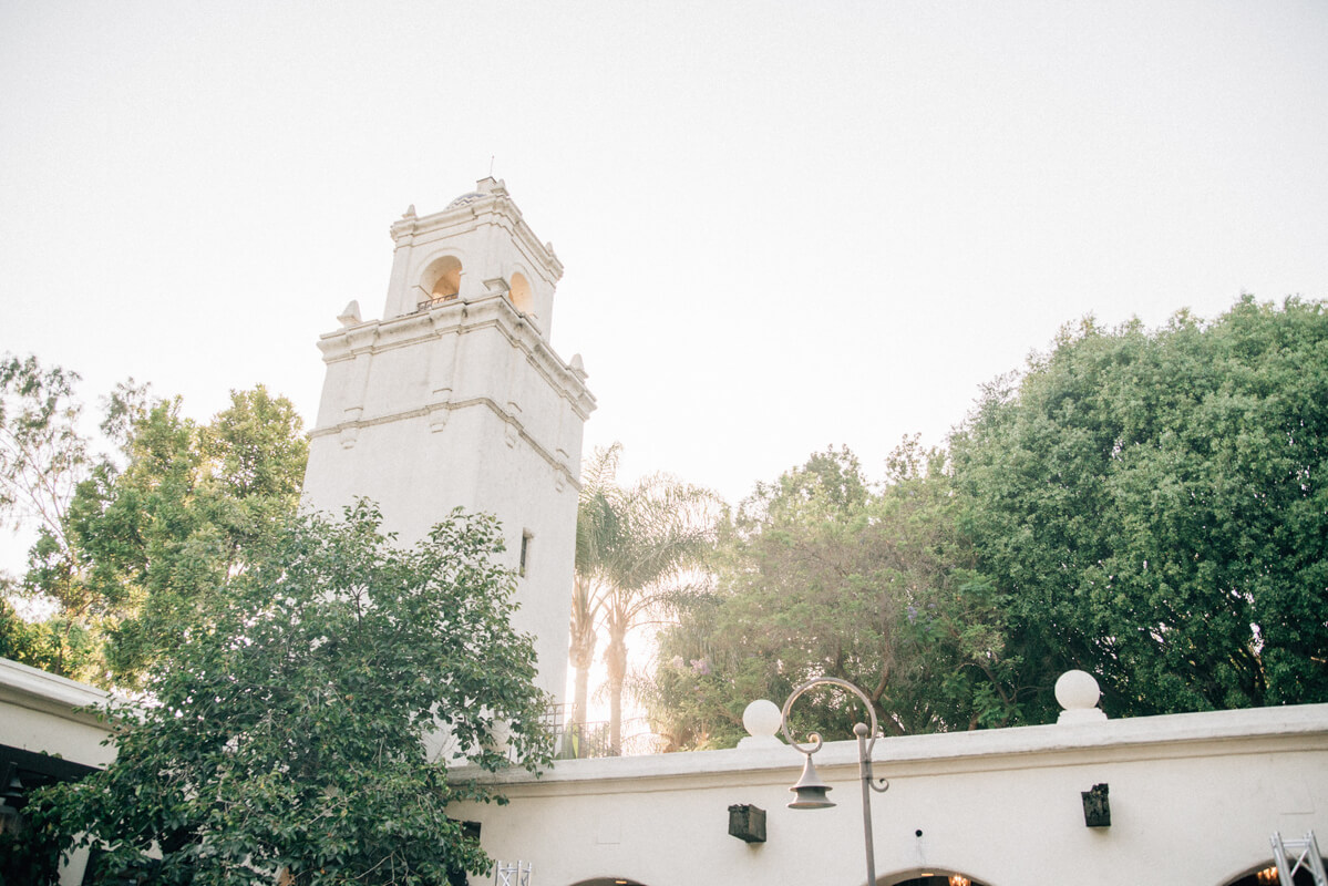 Bell Tower in Los Angeles