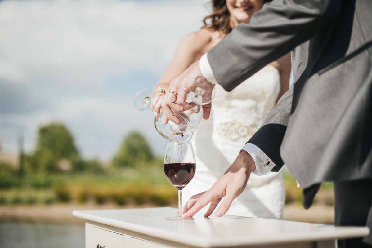 ponte winery wedding cost