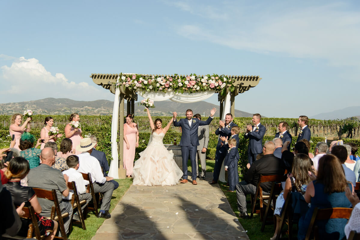 Complete Guide to Ponte Winery Weddings in Temecula!