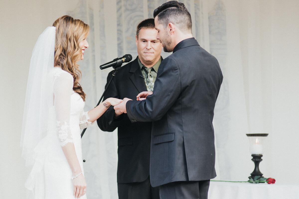 rancho las lomas wedding