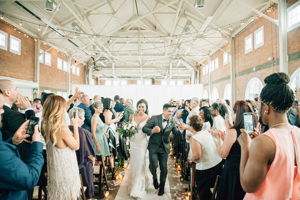 The complete guide to the BRICK San Diego Wedding Venue!