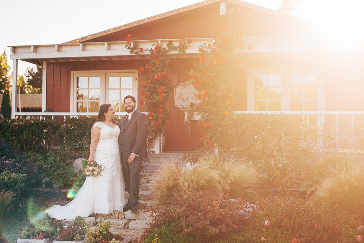 The complete guide to Red Horse Barn weddings