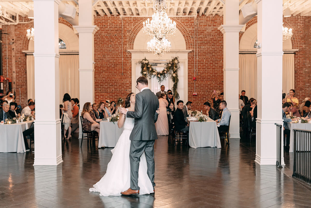 the estate on second wedding cost