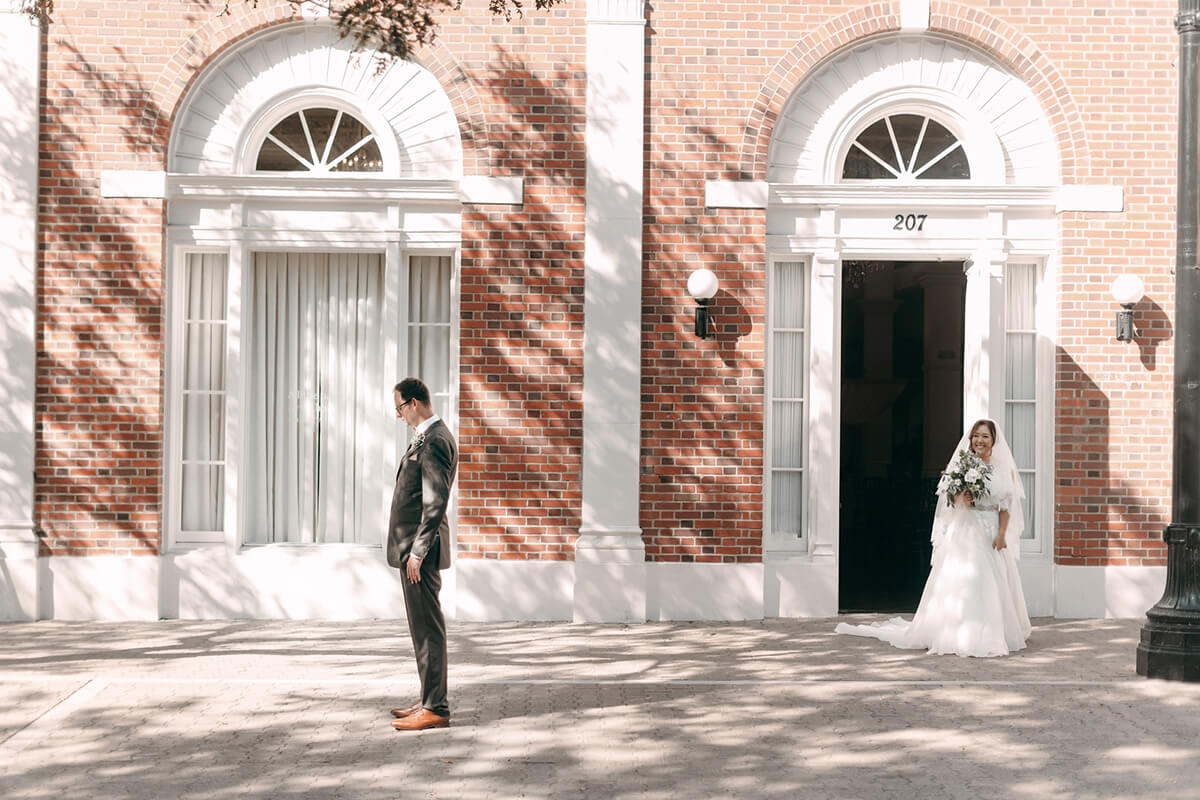 The Estate on second wedding