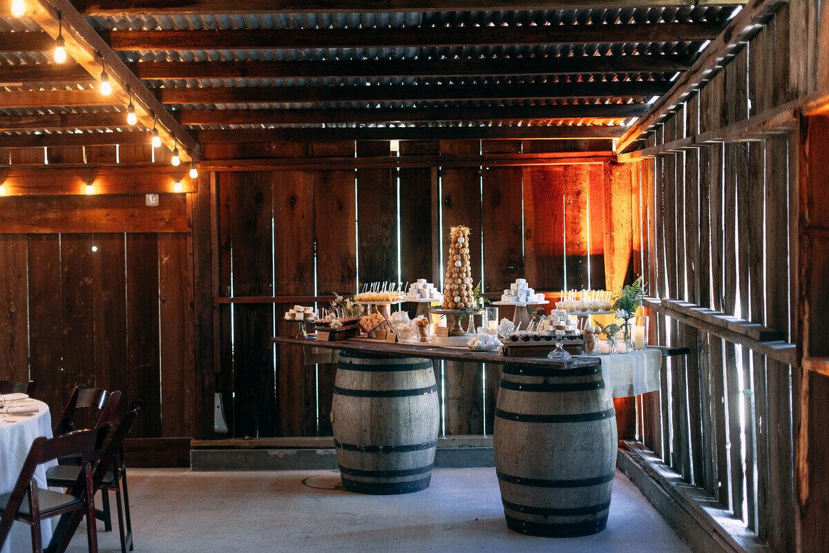higuera ranch wedding cost