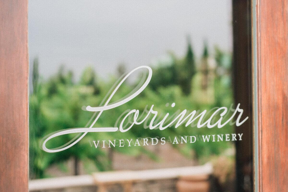 lorimar winery wedding