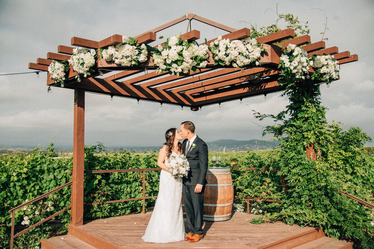 lorimar winery wedding cost