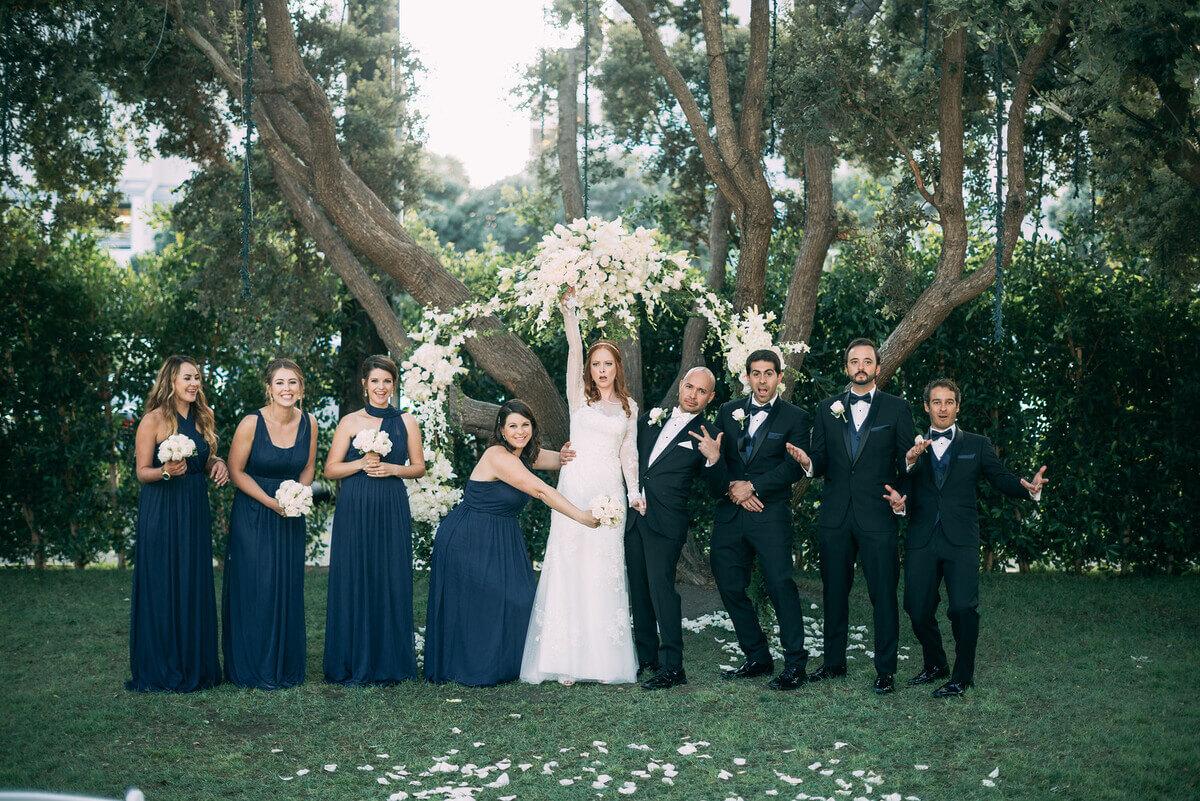 the victorian santa monica wedding