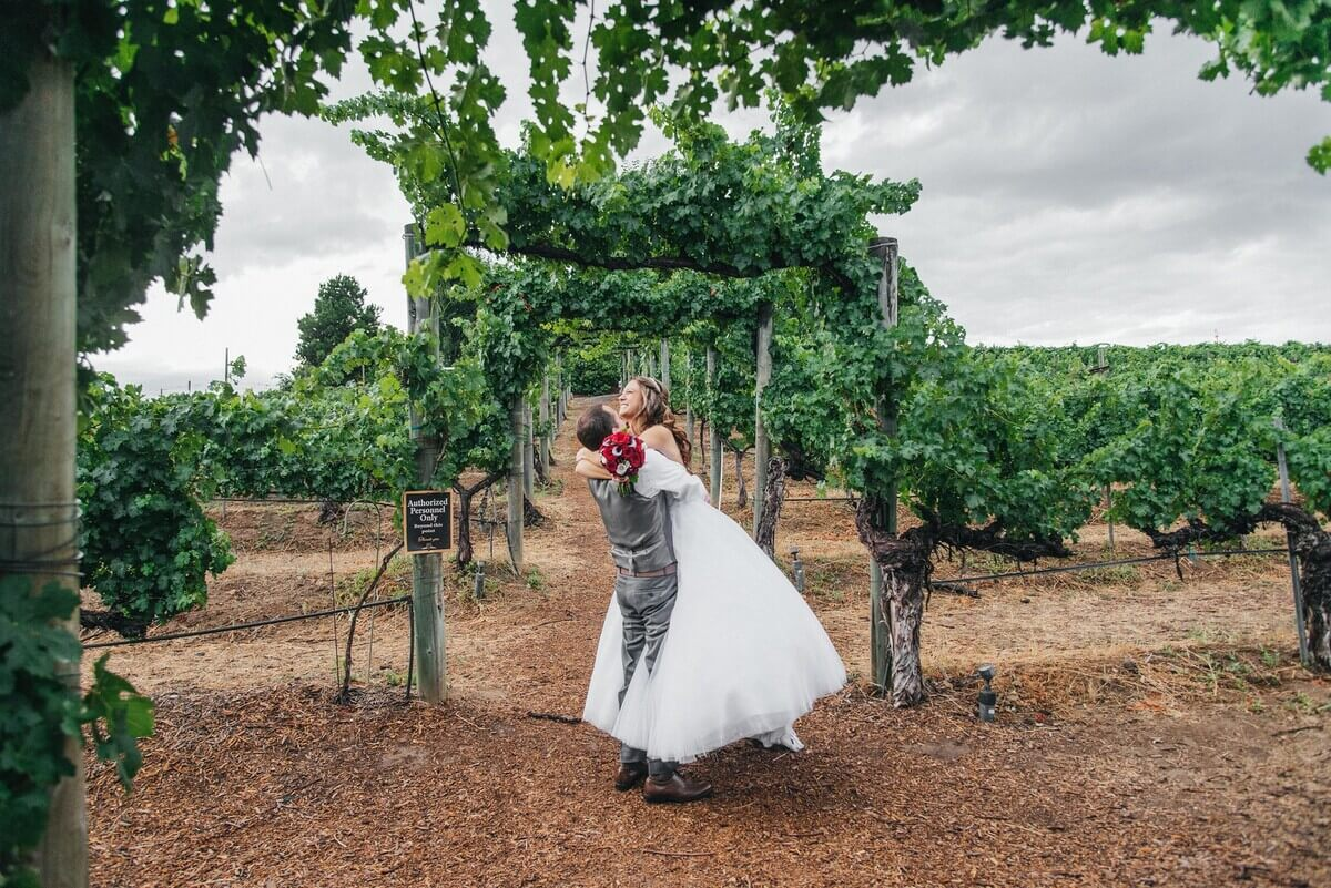 Your Detailed Guide to Wilson Creek Winery weddings