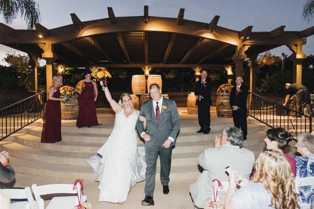 wilson creek winery weddings
