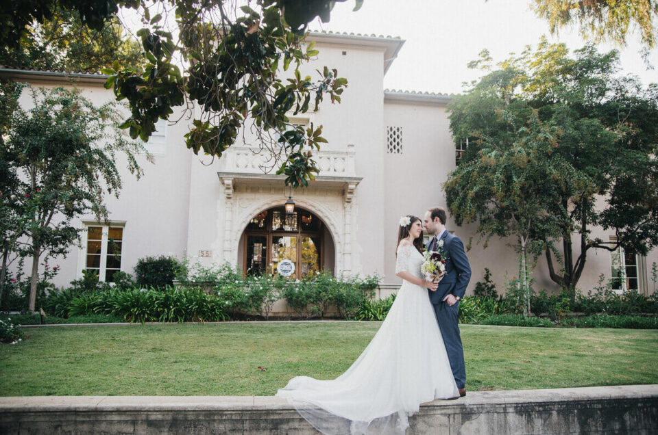 All you need to know about Maxwell House Pasadena weddings