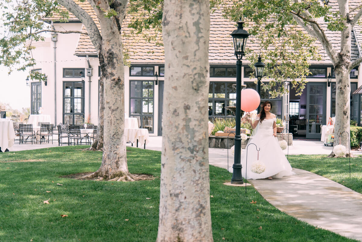 summit house fullerton wedding