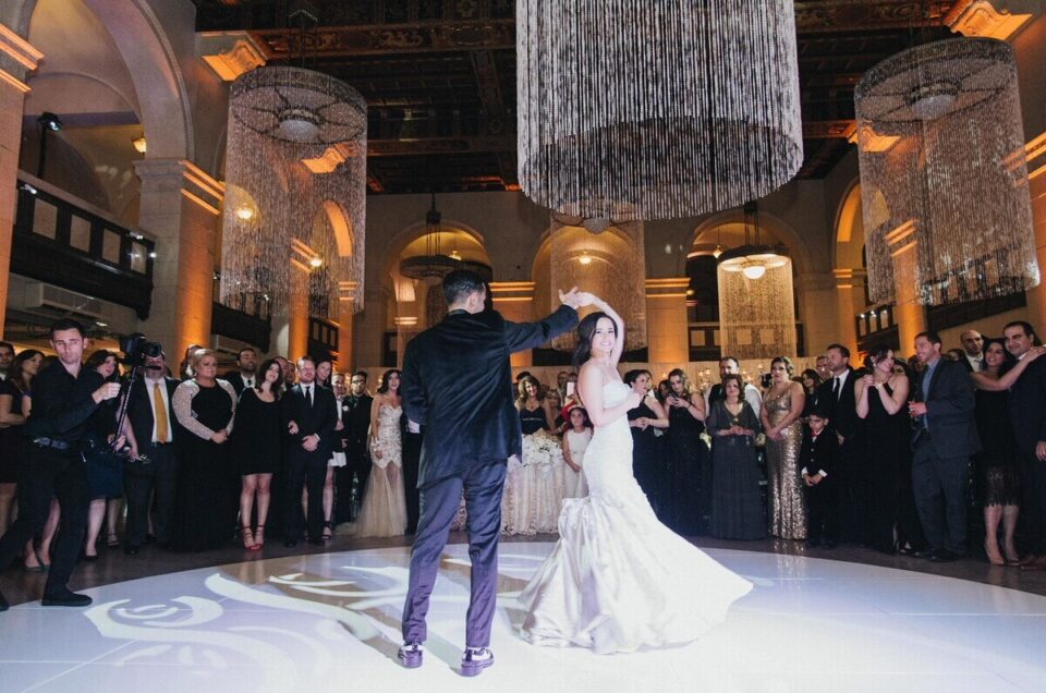 Why the Majestic Downtown is a perfect choice for a wedding on a big scale
